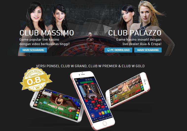 Club-Massimo-&-Club-Palazzo-Dengan-Antarmuka-Yang-Cantik